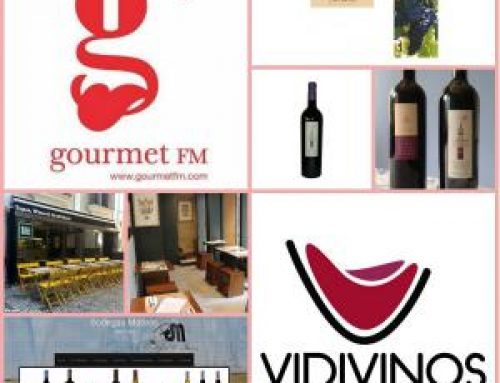 Entrevista Didivinos, Sal Gorda y Vinos Juliana en Gourmet FM